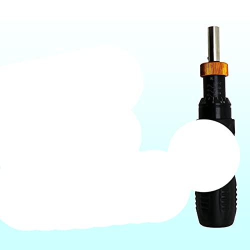 Destornillador Hexagonal Destornillador de torque preestablecido Llave de torque Herramientas de mano Juego de herramientas de destornillador-RTD-1.2