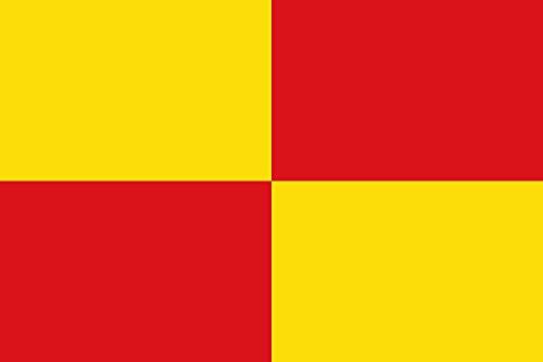 magFlags Bandera Large Maritime villagarcia | Provincia marítima de Vigo | Bandera Paisaje | 1.35m² | 90x150cm