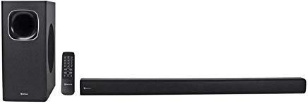 "Rockville ROCKBAR 40"" 400W Soundbar W/Wireless Subwoofer/Bluetooth/HDMI/Optical"