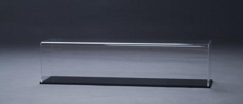 Unbekannt Plexiglas Acrylglas Vitrine 60 cm lang 1:18 HLS Berg