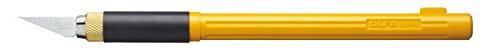 Profi Grafiker-Messer 9mm | Made in JAPAN | Olfa 50449 | Premium Skalpell mit Klinge extra scharf | Fabelhaft Sonderedition