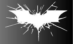 PT INDOPEMA Autocollants Batman Dark Knight Rises en vinyle