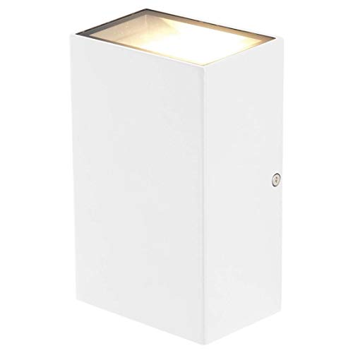 EVN Lichttechnik P-LED Wandanbauleuchte C54012502RE ws