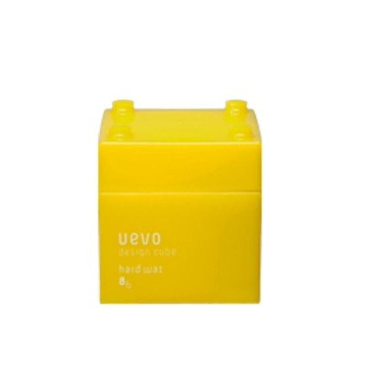 作者販売計画パスタ【デミコスメティクス】ウェーボ デザインキューブ ハードワックス 80g