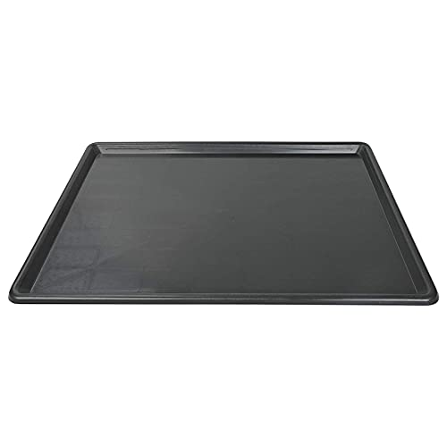 Confote 35.4 X 23.4 inch Replacement Tray for Dog Crate Pans Plastic Bottom for Pet Cages Crates Kennels Dogs Cat Rabbit Ferret Critter