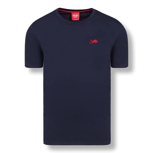 RB Leipzig Signature - Camiseta para hombre, azul, L