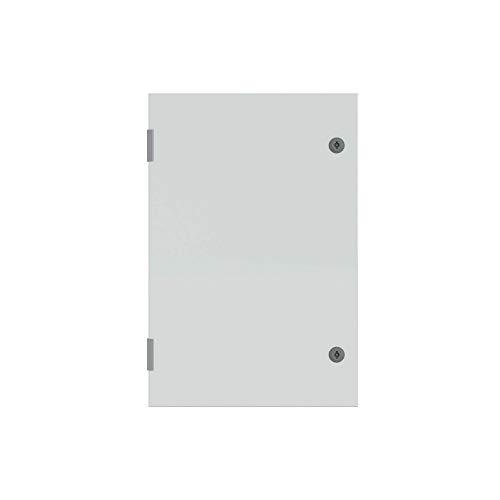 Abb-entrelec sr2 - Armario puerta ciega+placa montaje 600x400x200mm