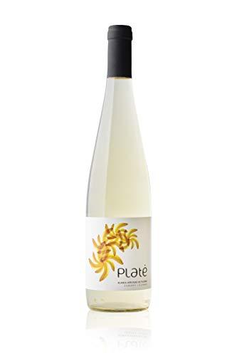 Halbsüßer Bananenwein PLATÉ 75 cl. Kanarische Produkte