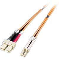 Roline Fibre Optic Jumper Cable - Cable óptico (10 metros), naranja