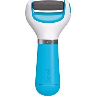 Beautiful Scholl Velvet Smooth Express Pedi Electronic Foot File. by...