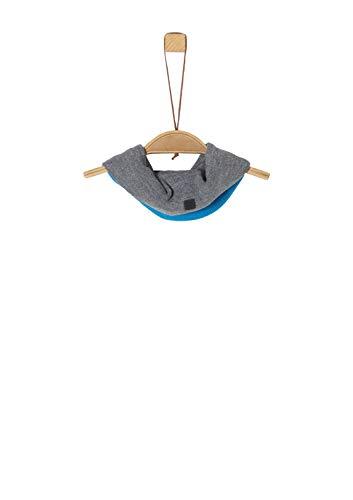 s.Oliver Jungen 64.909.91.2847 Schal, Türkis (Turquoise 6290), One Size (Herstellergröße: 1)