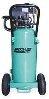 Speedaire 2MLW4 Air Compressor, 2 HP, 200 PSI Max, 20 Gal