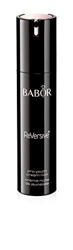 BABOR REVERSIVE Cream rich, reichhaltige Gesichtspflegecreme, für trockene Haut, 50ml