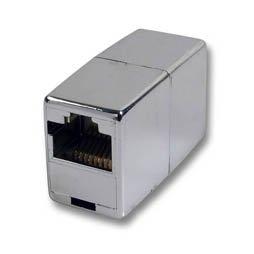 BIGtec RJ45 Ethernet LAN Kabel Kupplung Adapter Verbinder Netzwerk Modular Netzwerkkoppler für Patchkabel Netzwerkkabel Ethernetlan Ethernetkabel verlängern Verlängerung