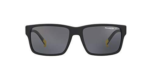 Arnette 0AN4254 Gafas de Sol, Matte Black, 56 para Hombre