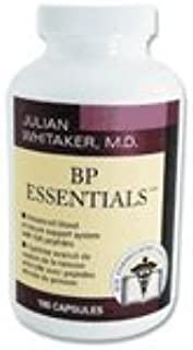 BP Essentials (180Capsules) Blood Pressure Dr Whitaker Brand: Dr Whitaker