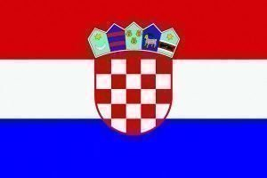 Flagge Kroatien Fahne 150x90cm
