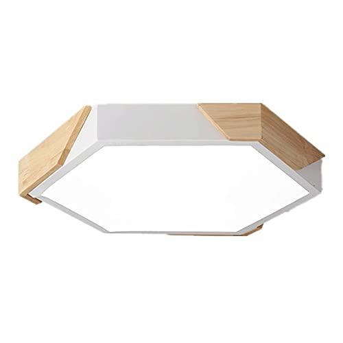 WANGYAN Luz De Techo De Macarrón De Color LED Iluminación Empotrada Nórdica Decoración De Techo Geométrica Accesorios De Iluminación Lámparas De Ahorro De Energía Ultrafinas De Lujo Simples Adecuado P