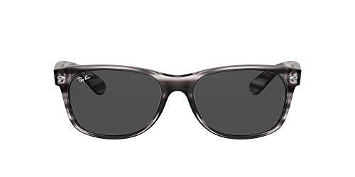 Ray-Ban Rb2132f New Wayfarer Gafas de sol de ajuste asiático