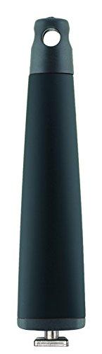 Castey–Cacerola con Tapa, Mango Largo, Aluminio Fundido, Negro, 30x 30x 30cm