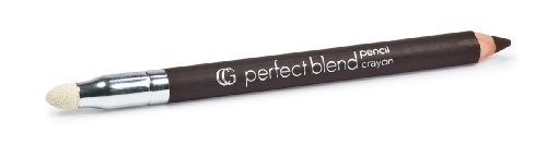 Cover Girl 10322 110blkbrn Black Brown Perfect Blend Eyeliner Pencil (Pack of 2)