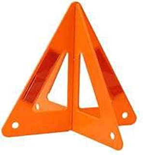 Vehicle Sign Jed Mart Folding Safety Warning Reflector for Roadside Emergency