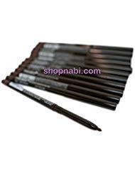 12pcs Nabi Retractable Waterproof Dark Brown Eyeliner (Wholesale Lot) by Nabi Cosmetics