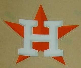HOUSTON ASTROS FULL SIZE HELMET 3M HEAVY DUTY STICKER DECAL