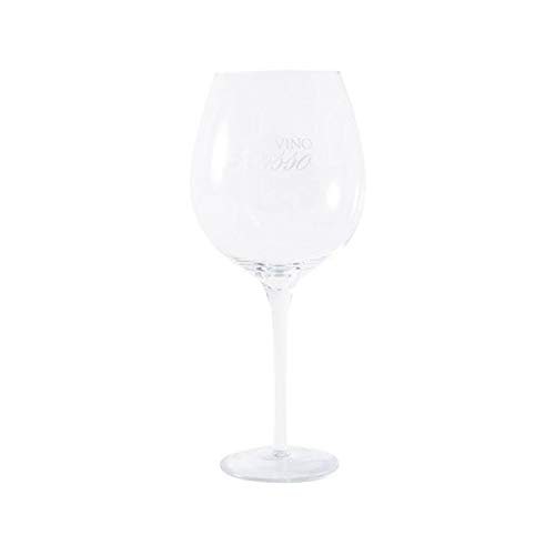 Riviera Maison - Weinglas - Classic Vino Rosso Wine Glass - klarglas - DxH: 11,5 x 25,5 cm