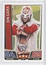 Sin Cara (Trading Card) 2013 Topps WWE Slam Attax Superstars - [Base] #112