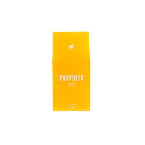 Propeller Filter, 100% Arabica ganze Bohnen, säurearm, frisch geröstet in Berlin, direkter handel, specialty coffee, 250 g