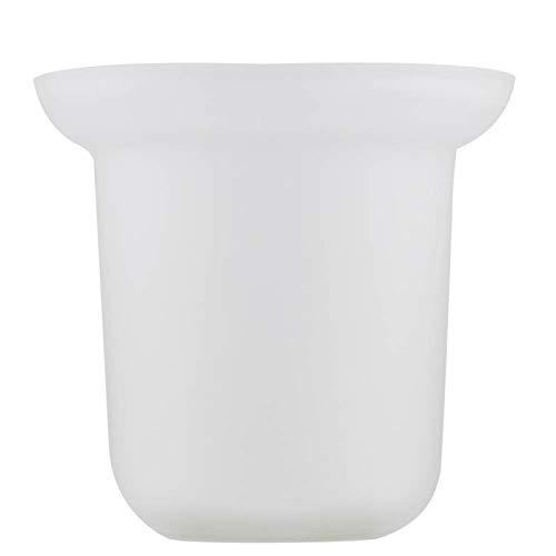 SUCIE Wall-Mounted Bathroom Toilet Brush Tolit Bowl Cleaner Brush, Toilet Cleaning Brush, for Restaurant & Hotel