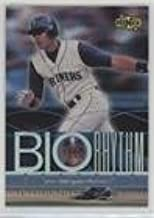 Alex Rodriguez (Baseball Card) 2000 Upper Deck Ionix - Biorhythm #B13