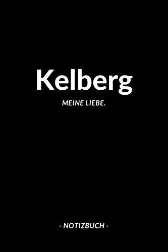 Kelberg: Notizbuch / Notizblock A5   120 Seiten Punktraster   Notizblock / Journal / Notebook für deine Stadt