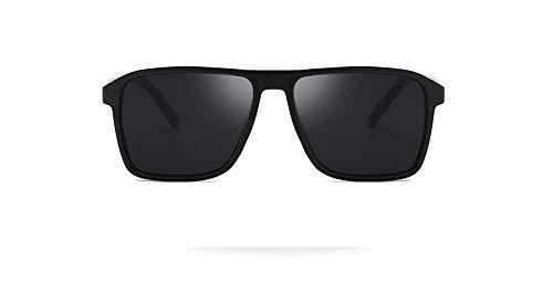 Gepolariseerd zonnebrillen voor heren, spiegelend glas
