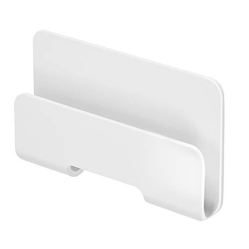 Soporte de pared para teléfono móvil sin daños, soporte de carga de pared para teléfonos inteligentes Pad eReader