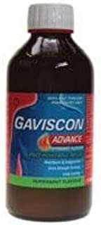 Gaviscon Advance Liquid Peppermint Flavour 500ml by Gaviscon