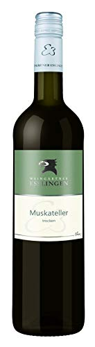 Württemberger Wein Esslinger Schenkenberg Muskateller QW EBENE 3 trocken (1 x 0.75 l)