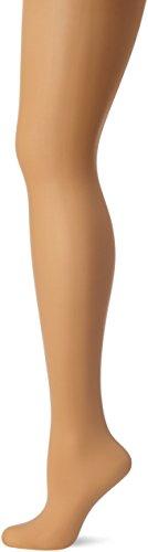 Palmers Damen Matt Nahtlose Strumpfhose Fatal, 15 DEN, Large (Herstellergröße: 40-42), beige (SKIN 204)