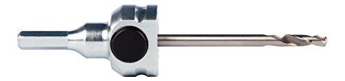 11 mm Sechskant MXqs ONE CLICK Lochsägen Aufnahme für Bi-Metall & Mehrzweck Lochsägen inkl. HSS-Zentrierbohrer - MX200020B