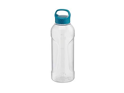 Quechua Trinkflasche 800ml Kunststoff stabil mit Schraubverschluss (tritan) Trinken Wasserflasche Einfach Leicht Sport Wandern
