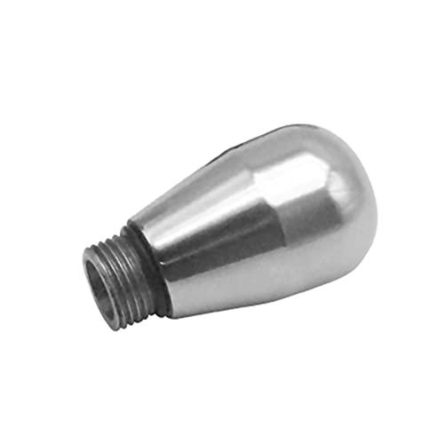 ZHANGZHI 3/4 Otwór Ekspres do kawy Steam Milk Mleko Milk Universal Spout do Rocket Coffee Tools/DisplayBar (Colore : Stainless Steel, Dimensioni : 3 Holes-diamond)