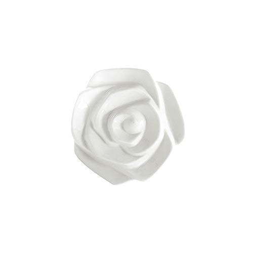 la Porcellana 'Leopoldina Rose umidificatore Scatola Regalo, Bianco, 18cm