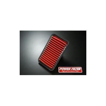 MONSTER SPORT パワーフィルターPFX300/エアクリーナー スイフト アルト ワゴンR MRワゴン ラパン ツイン モコ キャロル AZワゴン他 スズキ車/SD11