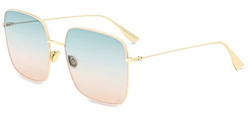 Dior STELLAIRE 1 GOLD/GREEN PINK SHADED 59/18/145 Unisex Sonnenbrillen