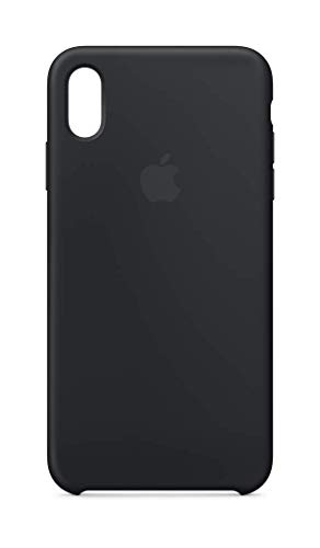Apple Custodia in silicone (per iPhone XS Max) - Nero