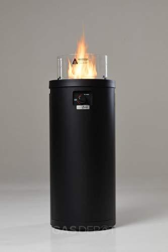 REALGLOW Column Gas Patio Heater Fire Pit 10KW