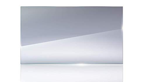 Glaswerk-Tanhas - Weißglas 100{ba4d71995b88ed5682ee5672c4d4477936ffc8cb872e7b5ae72bba452cfdc4c3} Transparent recht-eckig Glasplatte-n/Glasscheibe-n//Tischplatte nach Mass 10 mm Stärke (Dicke) Sonderanfertigung möglich Auch als Ablage für Kühlschrank/Tisch