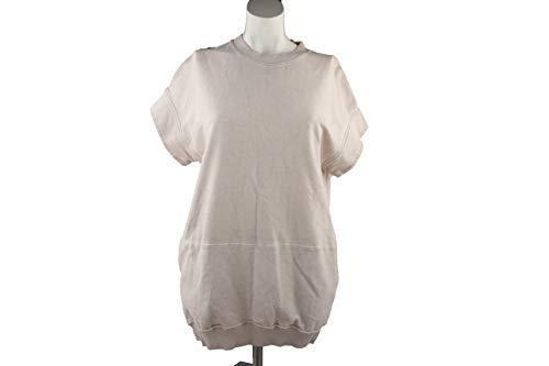 Liebeskind Damen Bluse Sweatshirt Gr. 36/S rosa Neu