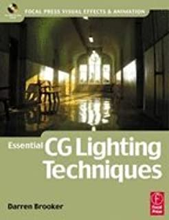 Essential CG Lighting Techniques (02) by Digital, Darren Brooker CG artist Cosgrove Hall [Paperback (2002)]